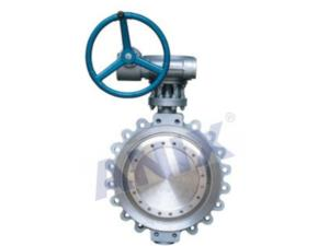 High performance  Three-eccentric Butterfly Valves
