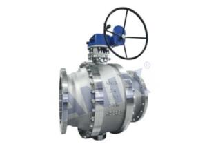 Flange Ball Valve (Fixed Ball Type)