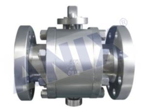 Metal Seal Ball Valve