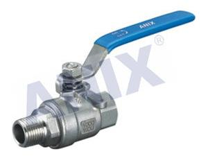 Male and Female Thread Ball Valve 1000WOG