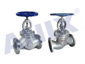 High performance DIN and GB globe valves