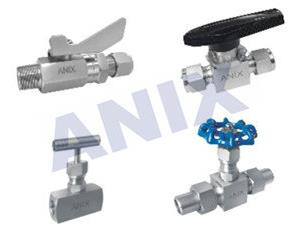 Forged steel ball valve/needle valve