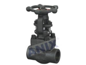 American Standard Forged Steel Gate Valve