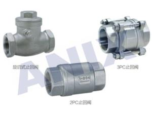 Female Thread Check Valve