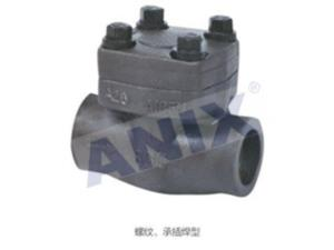 American Standard Forged Steel Check Valve