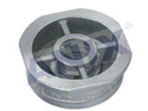 High performance H71 wafer check valve