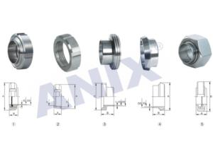 Sanitary Stainless Steel Connector